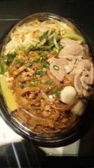 市川勝也 公式ブログ/タイ料理・スタジオ作業の合間に 画像1