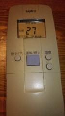 市川勝也 公式ブログ/エアコン・壊れた・・。 画像1