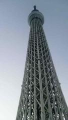 市川勝也 公式ブログ/東京スカイツリーに・ 画像1