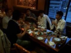 市川勝也 公式ブログ/十周年記念・タイ料理。 画像2
