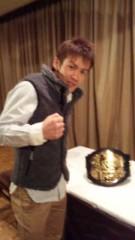 市川勝也 公式ブログ/Krush・記者会見。 画像2