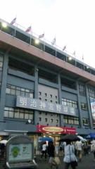 市川勝也 公式ブログ/ヤクルト対巨人・神宮球場 画像2