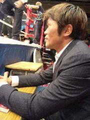 市川勝也 公式ブログ/小比類巻貴之さん・後楽園ホール・Krush19 にて 画像1