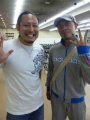 市川勝也 公式ブログ/DRAGON GATE 札幌テイセンホール大会にて・ジミーズ! 画像1