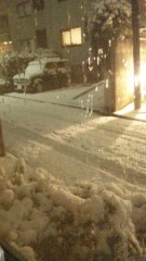 市川勝也 公式ブログ/積雪・花粉症。 画像1