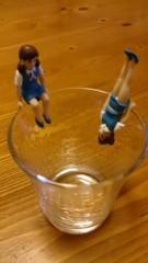 市川勝也 公式ブログ/コップのフチ子… 画像1