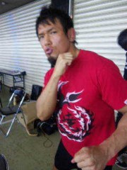 市川勝也 公式ブログ/DRAGON GATE YAMATO!札幌テイセンホールにて 画像1