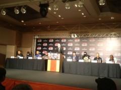 市川勝也 公式ブログ/UFC JAPAN 会見+ ワークアウト 画像3