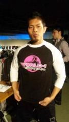 市川勝也 公式ブログ/DRAGON GATE 土井成樹・新Tシャツ! 画像1