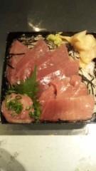 市川勝也 公式ブログ/鮪・弁当。 画像1
