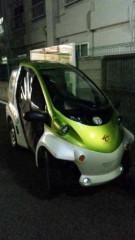 市川勝也 公式ブログ/電気自動車?小型・ 画像1