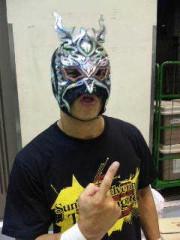 市川勝也 公式ブログ/DRAGON GATE 名古屋大会終了+ ドラゴン・キッド! 画像1