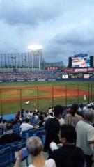 市川勝也 公式ブログ/ヤクルト対巨人・神宮球場 画像1