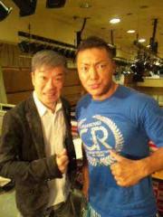 市川勝也 公式ブログ/DRAGON GATE GAORA・無限大・CIMA 選手と 画像1