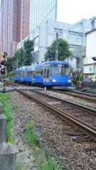 市川勝也 公式ブログ/世田谷線・・ 画像1