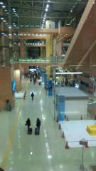 市川勝也 公式ブログ/和歌山・初の上陸はこれまた初の関西空港経由。 画像2