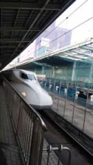 市川勝也 公式ブログ/大阪から東京へ 画像1