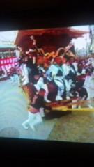 市川勝也 公式ブログ/岸和田だんじり祭。 画像1