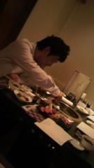 大島麻衣 公式ブログ/みんなで食べてるのに 画像1