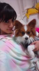 大島麻衣 公式ブログ/こないだの写真で申し訳 画像1
