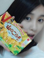 杉原枝利香(りンご) 公式ブログ/たけのこの里マンゴー味ときのこの山バナナ味 画像3