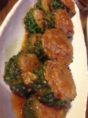 川越塔子 公式ブログ/ゴーヤの肉詰め 画像2