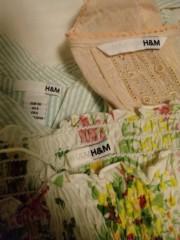 川越塔子 公式ブログ/H&M 画像1