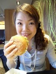 川越塔子 公式ブログ/ビッグマック→リサイタル 画像1