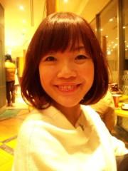 川越塔子 公式ブログ/髪を切りました 画像1