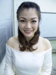 川越塔子 公式ブログ/本番前 画像1