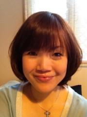 川越塔子 公式ブログ/今年の浴衣+新髪型 画像1