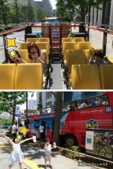 高野早苗 公式ブログ/2階建てバス 画像1