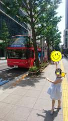 高野早苗 公式ブログ/2階建てバス 画像3