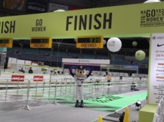 ドアラ 公式ブログ/ウィメンズマラソン前日 画像1