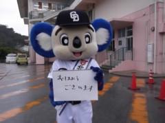 ドアラ 公式ブログ/沖縄でも 画像1