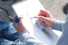北川景子 公式ブログ/淳ちゃんの絵 画像1