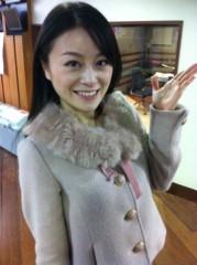 白井佐奈 公式ブログ/2011-01-28 12:26:41 画像1