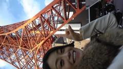 白井佐奈 公式ブログ/ 今日わ東京タワー真下のスタジオで収録なぅ!指一本で巨大な東 画像1