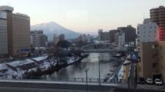 大野裕 公式ブログ/岩手山がきれいでした 画像1