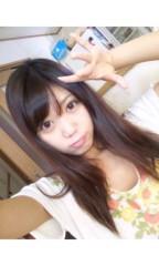 篠原冴美 公式ブログ/寝起き→メイク後 画像1