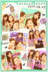 篠原冴美 公式ブログ/2010-08-03 12:42:58 画像1