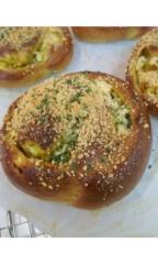 篠原冴美 公式ブログ/カレーチーズオニオンパン 画像1