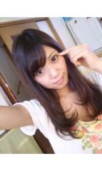 篠原冴美 公式ブログ/寝起き→メイク後 画像2
