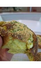 篠原冴美 公式ブログ/カレーチーズオニオンパン 画像2