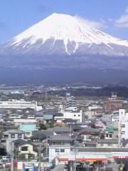 國貞亜花子 公式ブログ/富士山 画像1