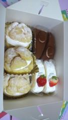 國貞亜花子 公式ブログ/ケーキ 画像1