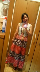 國貞亜花子 公式ブログ/私 服 画像1
