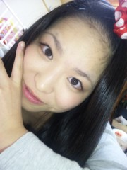國貞亜花子 公式ブログ/おデコ 画像1