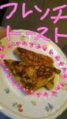 國貞亜花子 公式ブログ/フレンチトースト 画像1