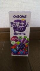 國貞亜花子 公式ブログ/野菜ジュース 画像2